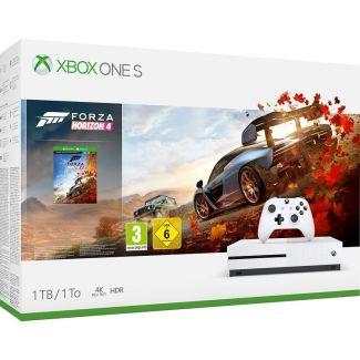 Microsoft XBox One S 1TB + Forza Horizon 4 [+ 14gg Live + Gamepass]
